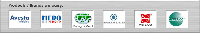 Products / Brands we carry